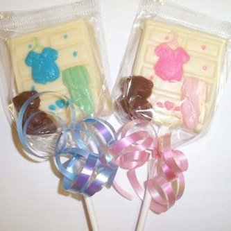 Baby Shower Chocolate Party Favors | Delicious Creations near Chicago in Hickory Hills, IL