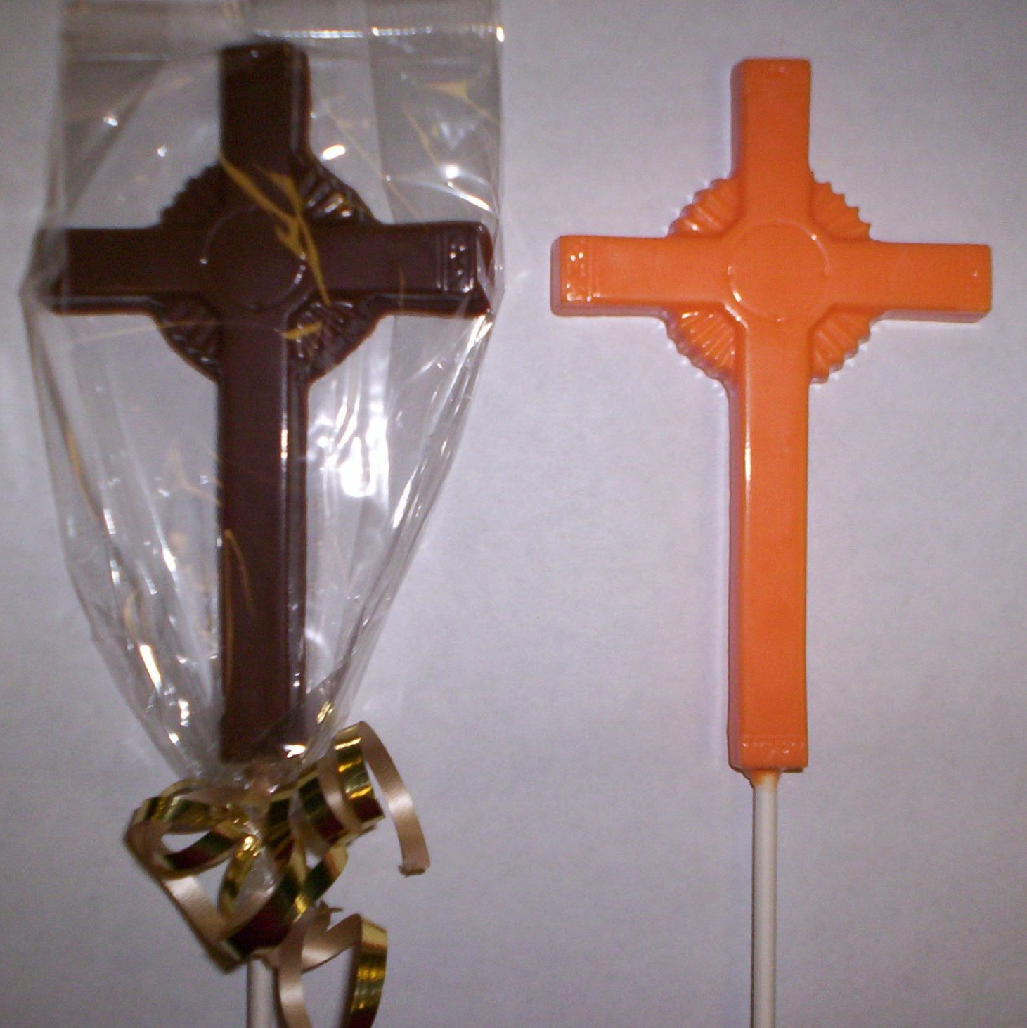 Chocolate Religious Party Favors | Delicious Creations near Chicago in Hickory Hills, IL