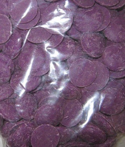 Purple Melting Chocolate