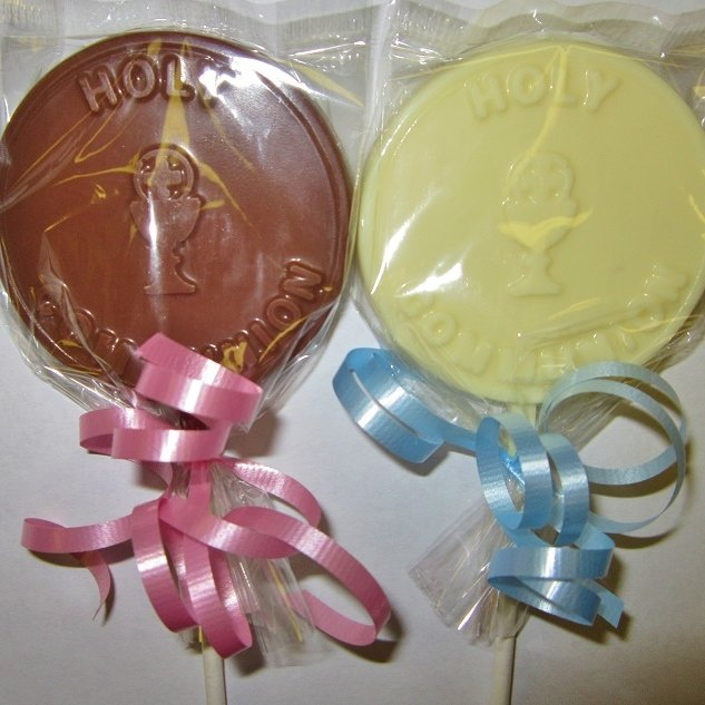 Chocolate Communion Party Favors | Delicious Creations near Chicago in Hickory Hills, IL