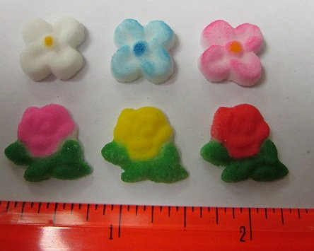 Mini Sugar Flowers