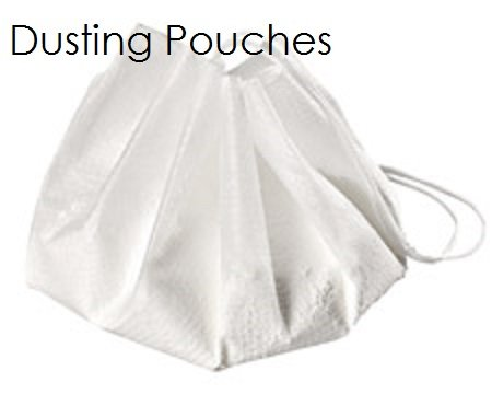 Fondant Dusting Pouch | Delicious Creations near Chicago in Hickory Hills, IL