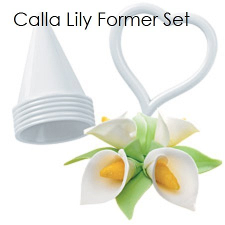 Gumpaste Calla Lily Former Set | Delicious Creations near Chicago in Hickory Hills, IL