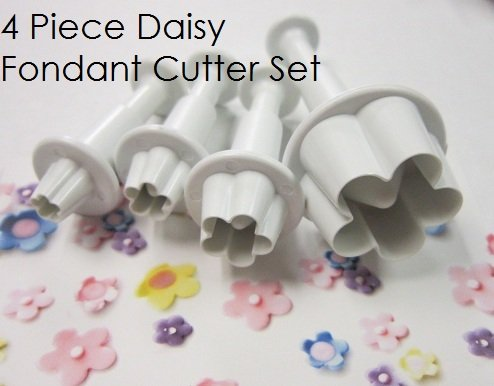 Fondant Plunger Cutter Set | Delicious Creations near Chicago in Hickory Hills, IL