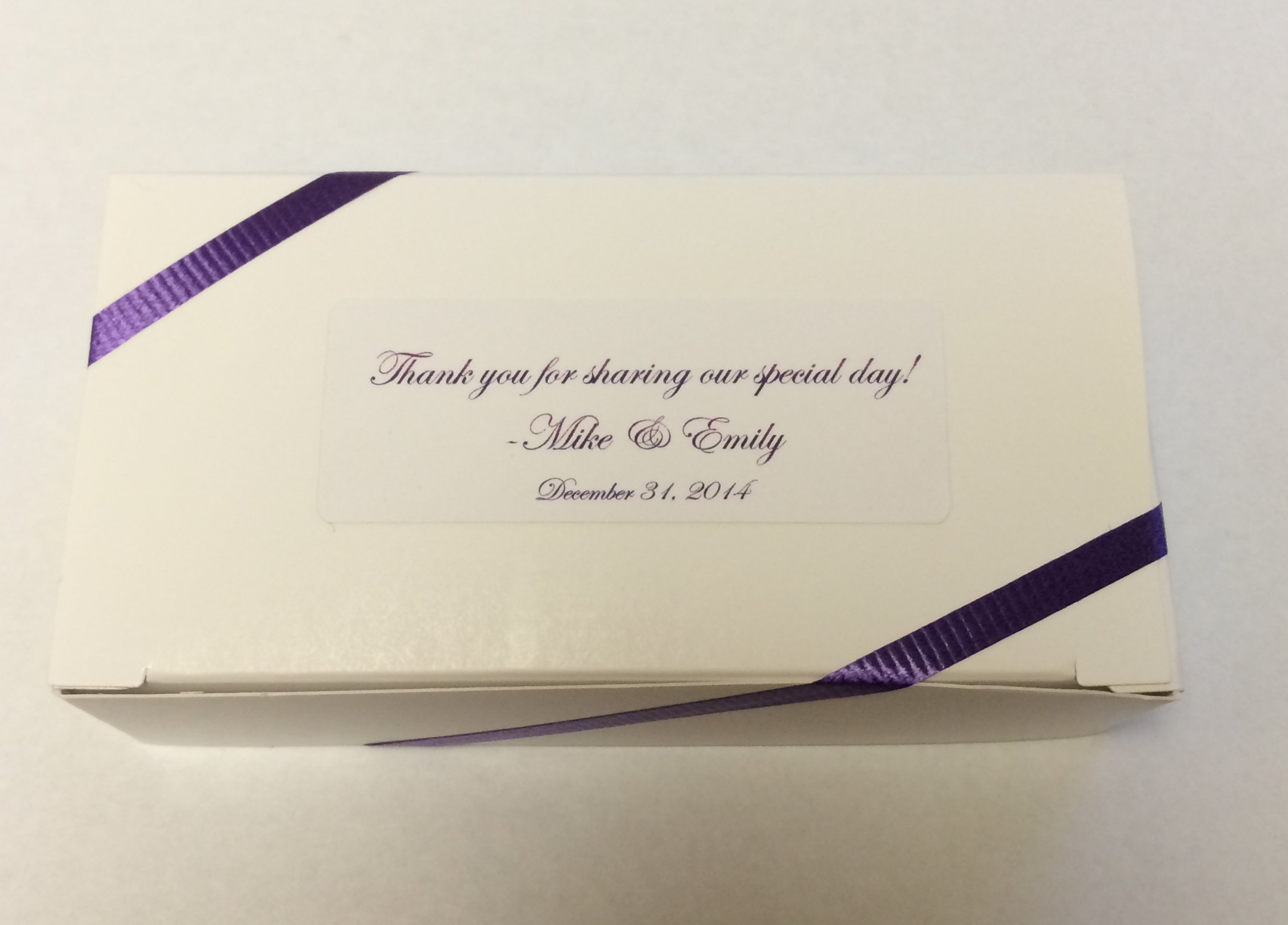 Chocolate Wedding Party Favors | Delicious Creations near Chicago in Hickory Hills, IL