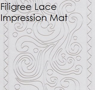 Fondant Lace Impression Mat | Delicious Creations near Chicago in Hickory Hills, IL