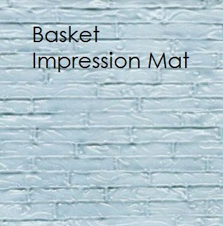 Fondant Basket Impression Mat | Delicious Creations near Chicago in Hickory Hills, IL