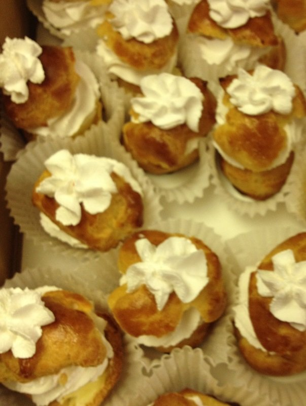 Creampuffs | Delicious Creations near Chicago in Hickory Hills, IL