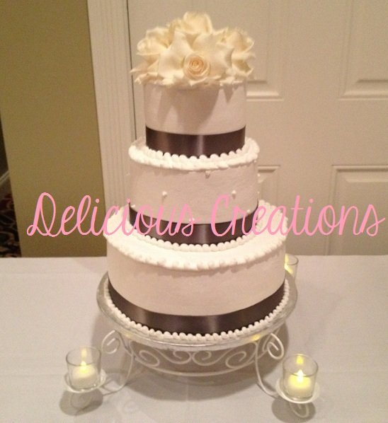 Wedding Cake | Delicious Creations near Chicago in Hickory Hills, IL