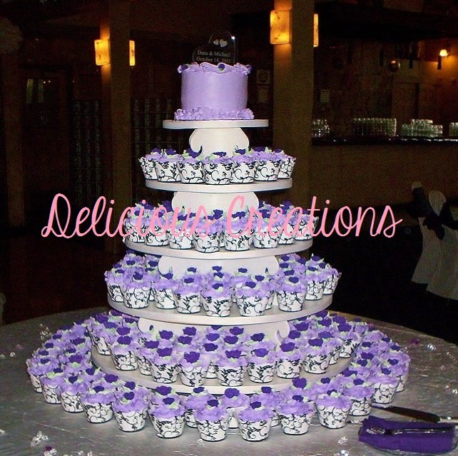 Wedding Cupcakes | Delicious Creations near Chicago in Hickory Hills, IL