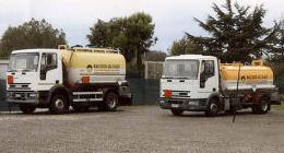 camion, servizi di raccolta, stoccaggio