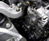 Cinghia motore auto