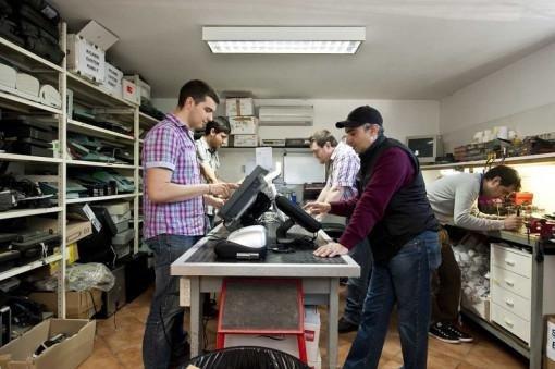 laboratorio riparazioni