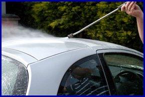 Steam cleaning hand waxing machine polishing and - Steam clean car interior near me ...
