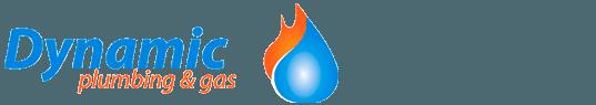 Dynamic Plumbing  Gas Logo