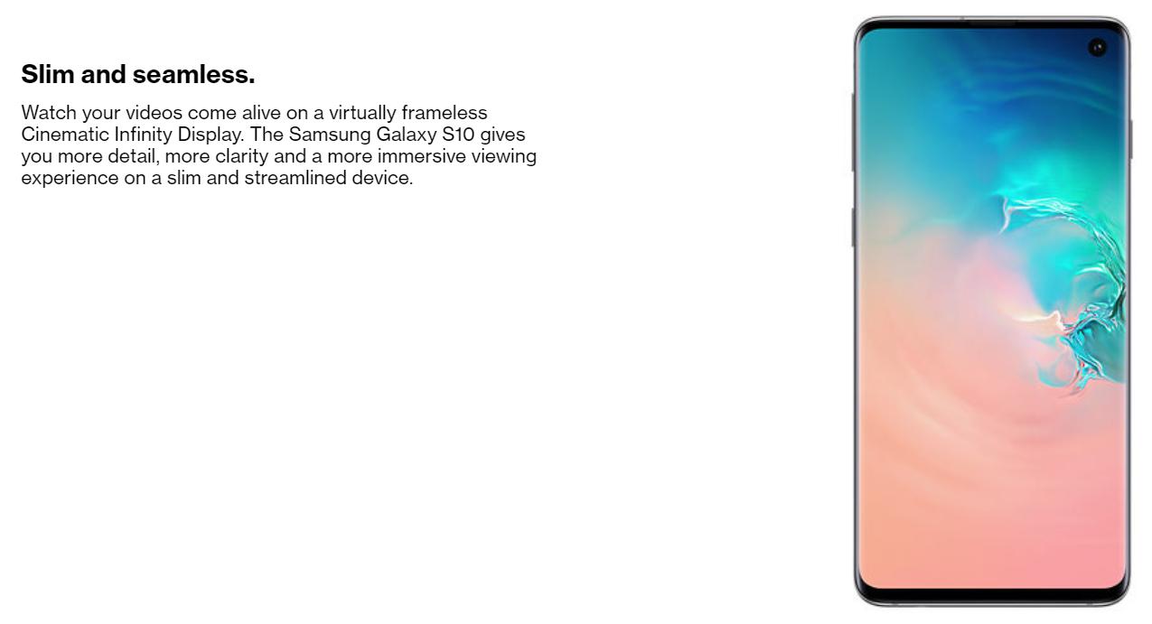 Complete Wireless | Galaxy S10