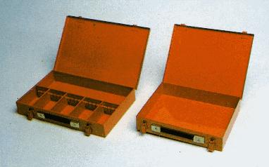 Cassetta scomparti regolabili