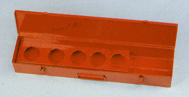 Cassetta porta filiere