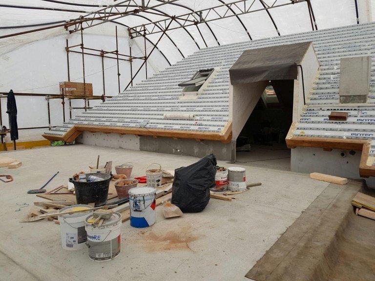 Costruzione ristrutturazioni strutture sportive Rapallo Genova