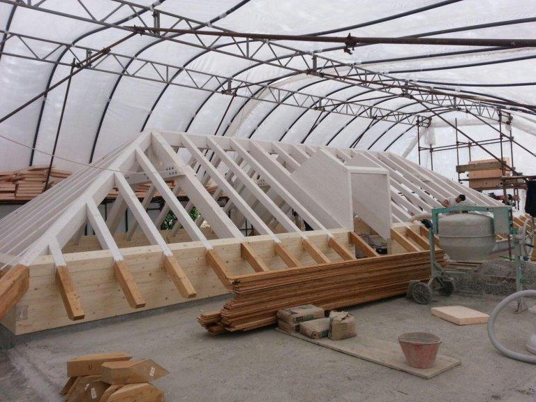 Rifacimento tetti Nicolosi Rapallo