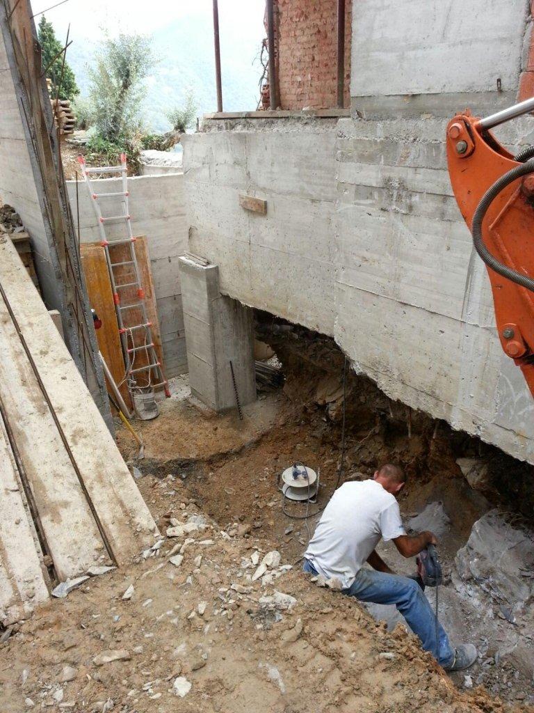 lavorazioni strutturali Nicolosi Rapallo
