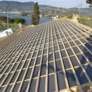 Rifacimento tetto Nicolosi Genova