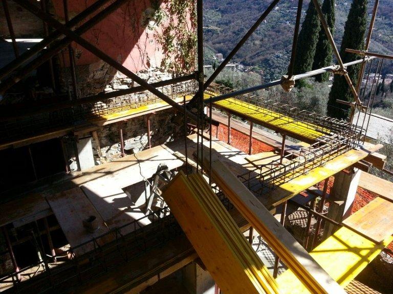 costruzione casa Impresa edile Nicolosi Rapallo