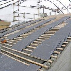struttura tetto Portofino Nicolosi
