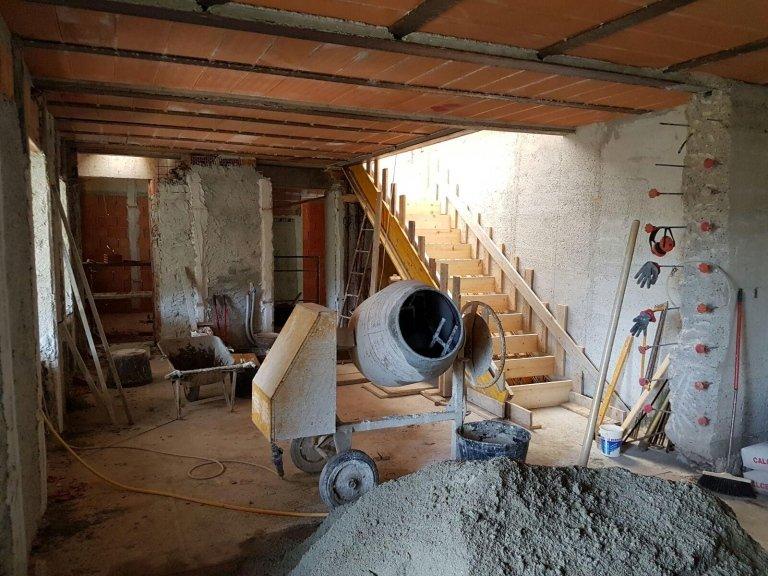 costruzione Impresa edile Nicolosi Rapallo