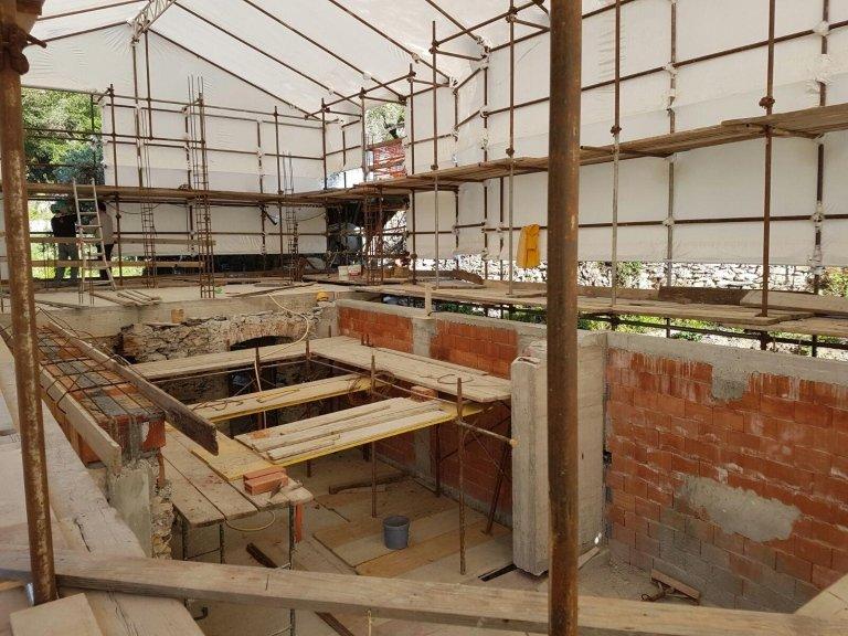 lavori costruzione Nicolosi Rapallo