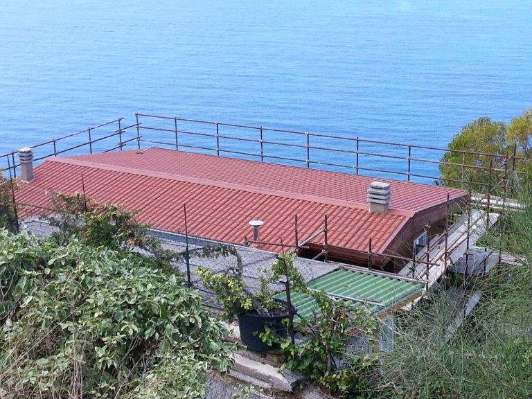 manutenzione rifacimento tetto Nicolosi Rapallo