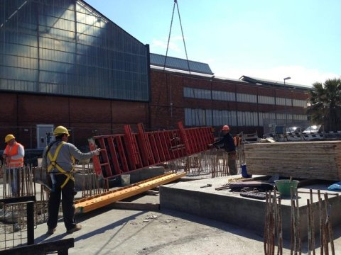 manutenzione edifici industriali torino