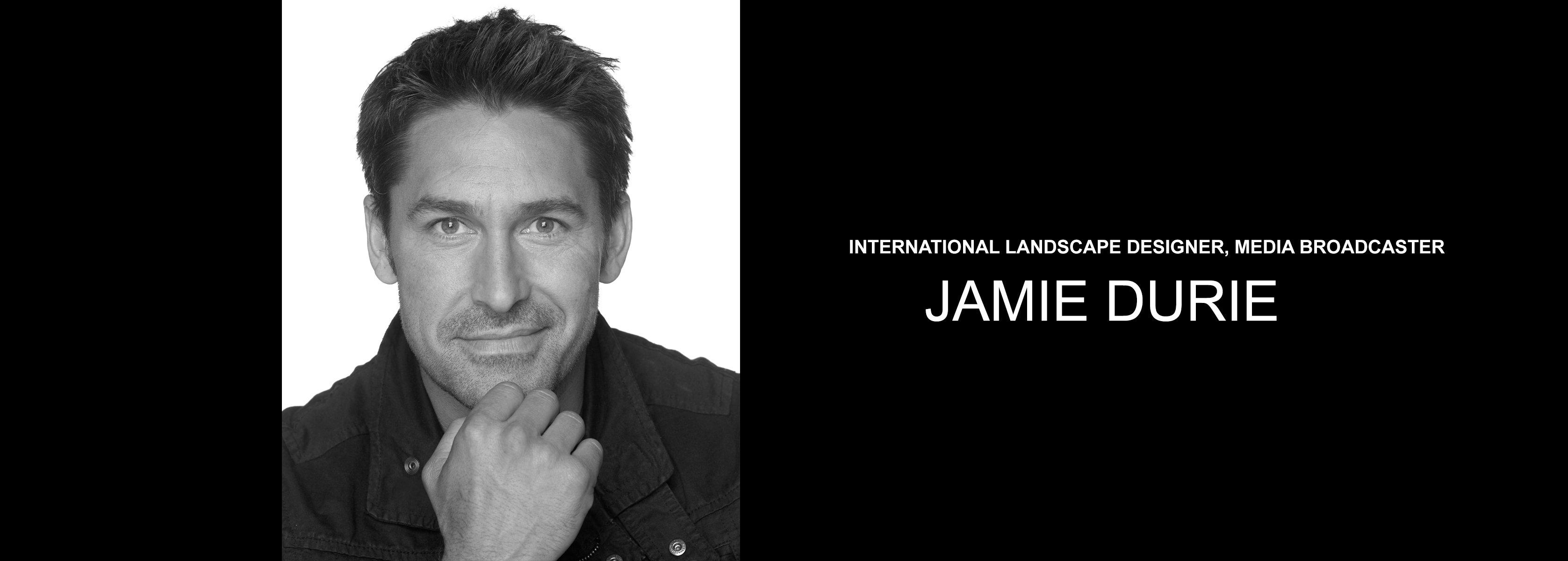 Jamie Durie - International Landscape Designer, Media Broadcaster - Bravo Talent Management