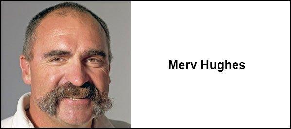 Bravo Talent Merv Hughes