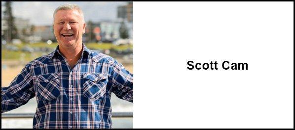 Bravo talent Scott Cam