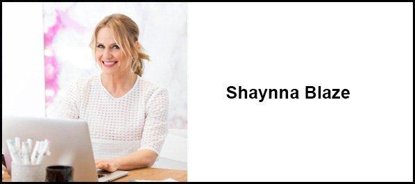 Bravo Talent Shaynna Blaze
