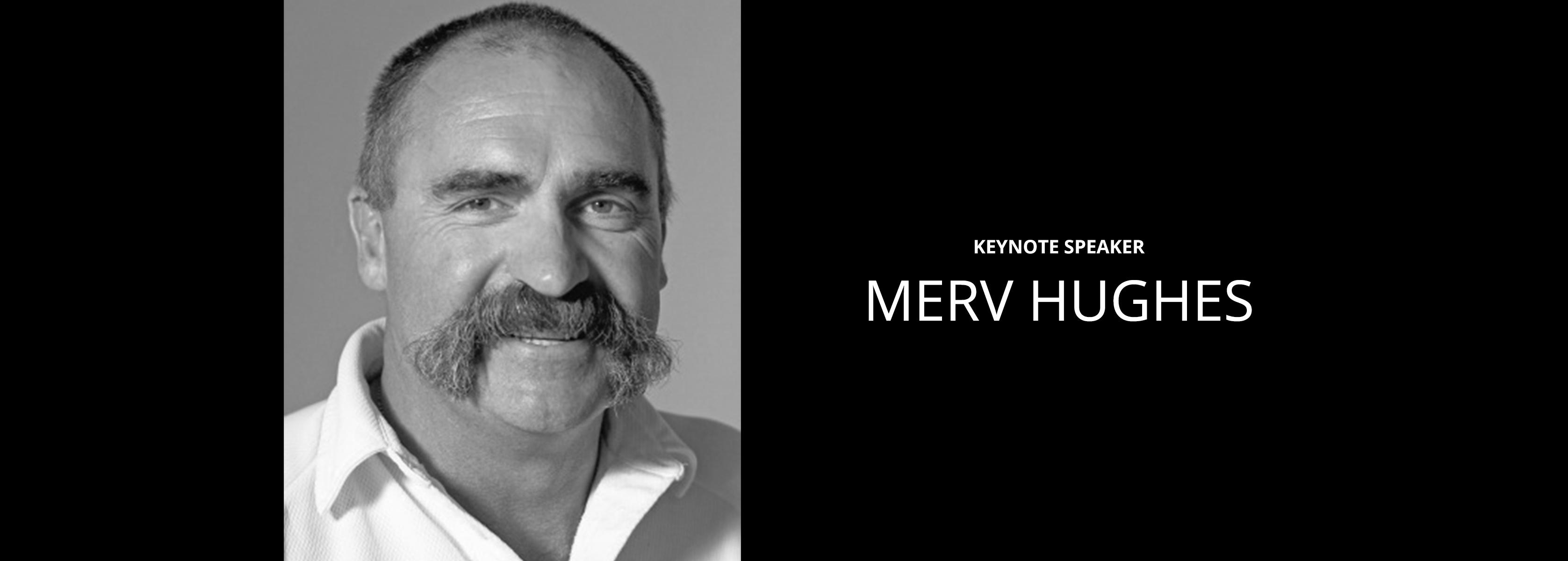 Merv Hughes - Keynote Speaker - Bravo Talent Management