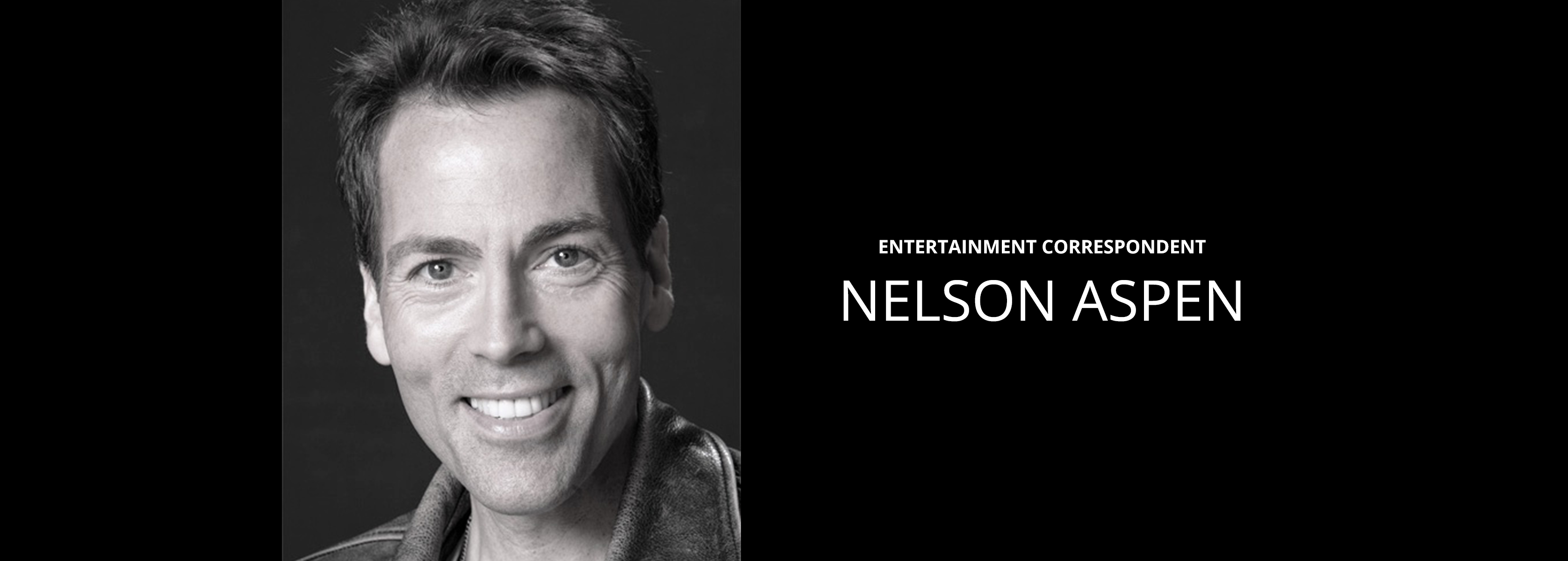 Nelson Aspen - Entertainment Correspondent - Bravo Talent Management