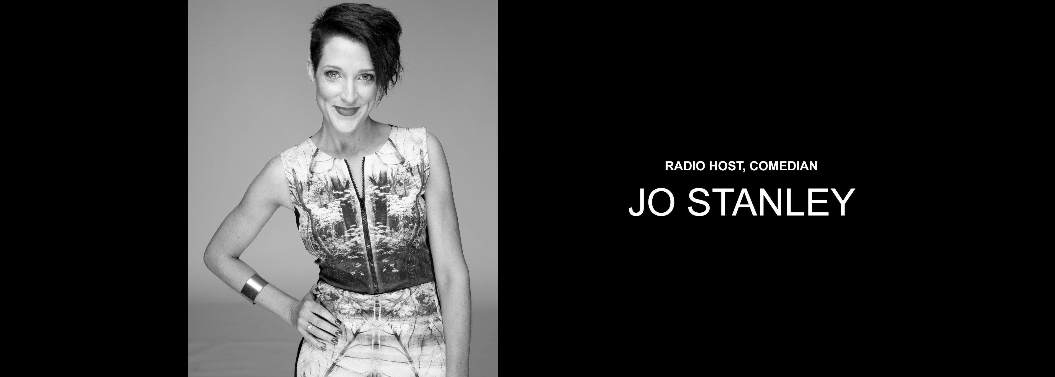 Jo Stanley - Radio Host, Comedian - Bravo Talent Management