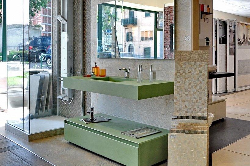 accessori bagno e rubinetteria