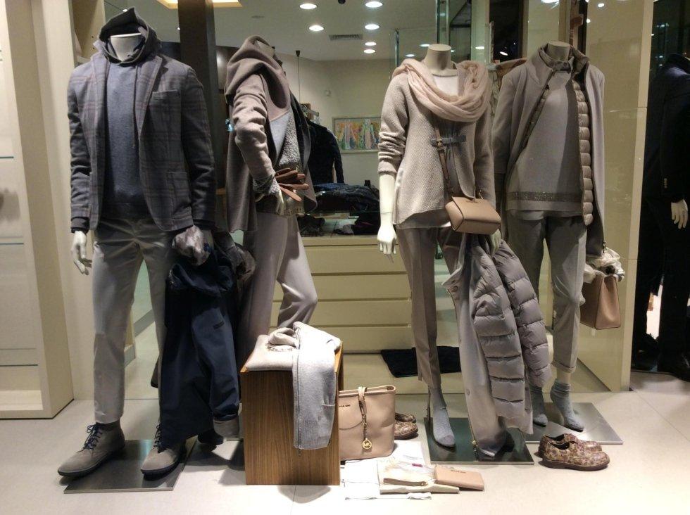manganini abbigliamento