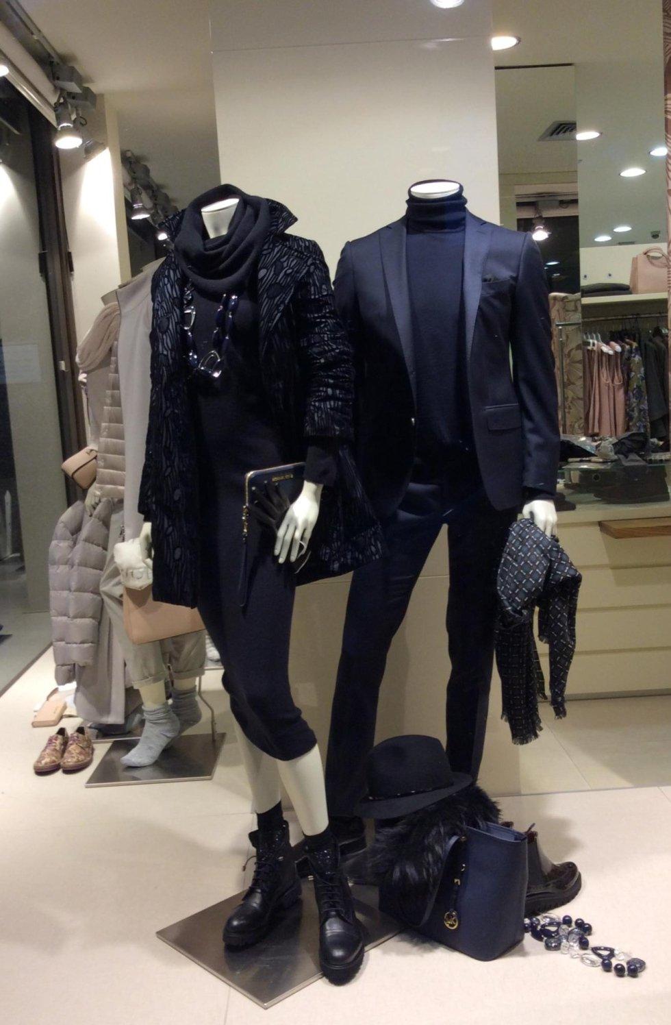 abito uomo luigi bianchi cappotto donna aspesi