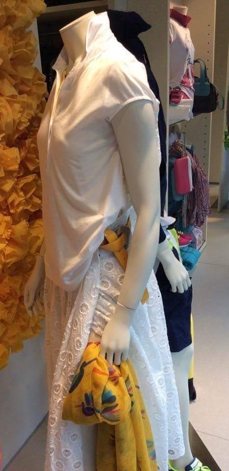 alpha donna da manganini abbigliamento