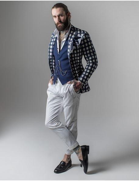 tagliatore abito uomo da manganini abbigliamento