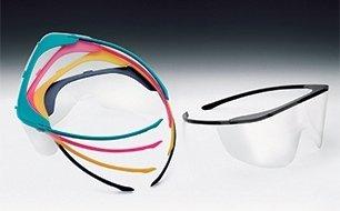 occhiali visiere protettive