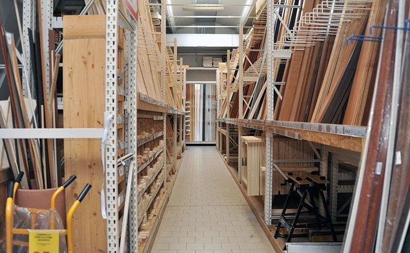 legno per bricolage