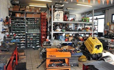 ferramenta industriale e riparazione attrezzature