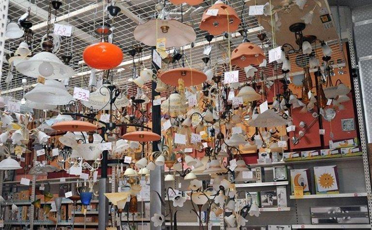 Plafoniere Per Esterno Brico : Lampade brico elegante plafoniere arredamento mobili e accessori