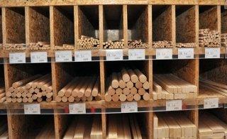 articoli in legno su misura