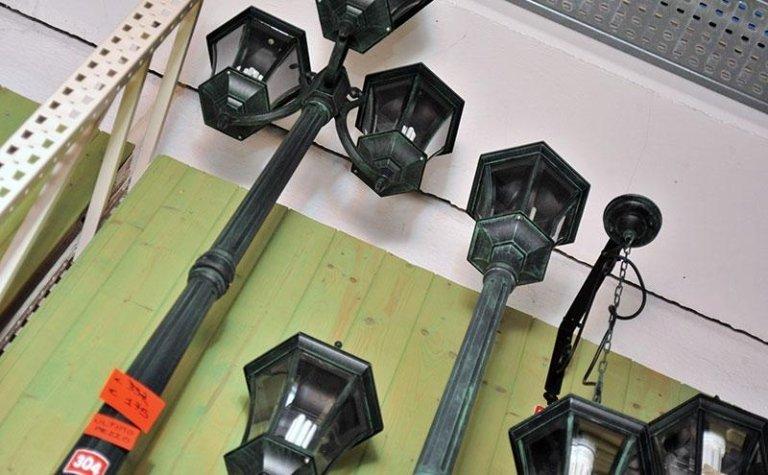 Plafoniere Per Giardino : Articoli per illuminazione novara brico fucea